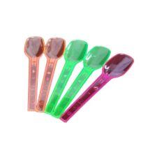 Lingurițe înghețată colorate