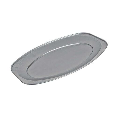 Platou oval din aluminiu