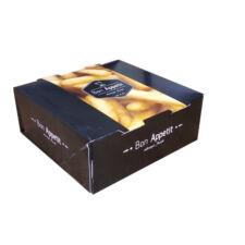Cutie pentru cartofi prăjiți 13x13x5cm