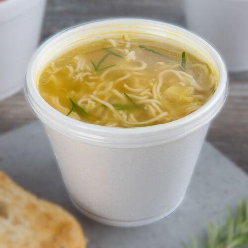 Bol pentru supă din polistiren