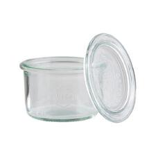 Borcan sticlă cu capac pentru servire Weck