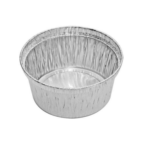 Caserola aluminiu rotunda
