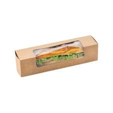 Cutie pentru baghetă și sandwich