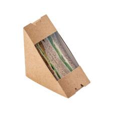 Cutie sandwich triunghi