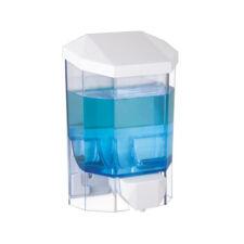 Dispenser Flosoft pentru sapun lichid/dezinfectant, 500ml