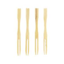 Furculiță din bambus