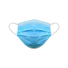 Mască 3 pliuri, cu elastic, set 50 bucăți