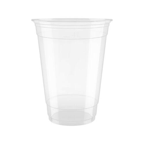 Pahar plastic transparent Proc