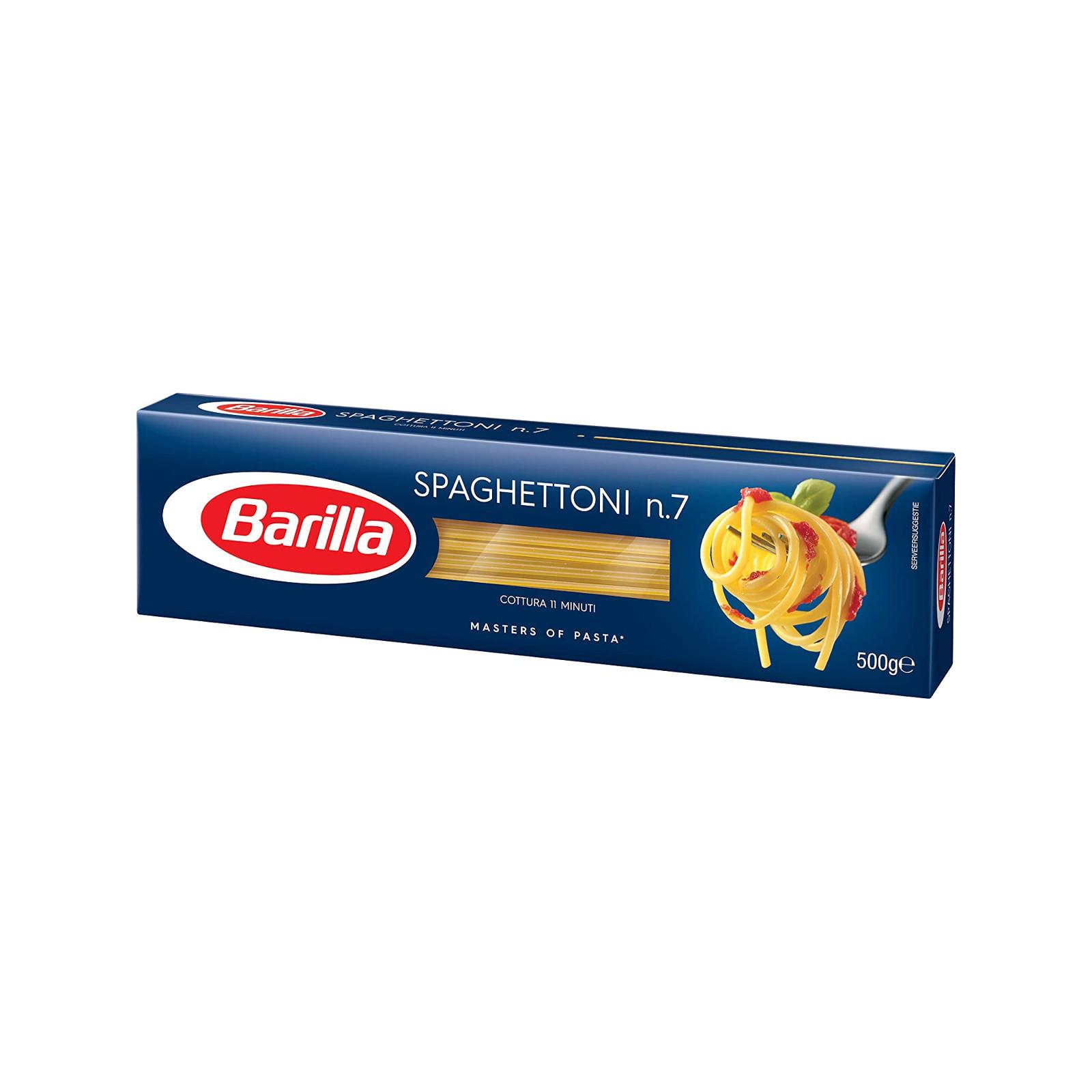 Spaghettoni no 7