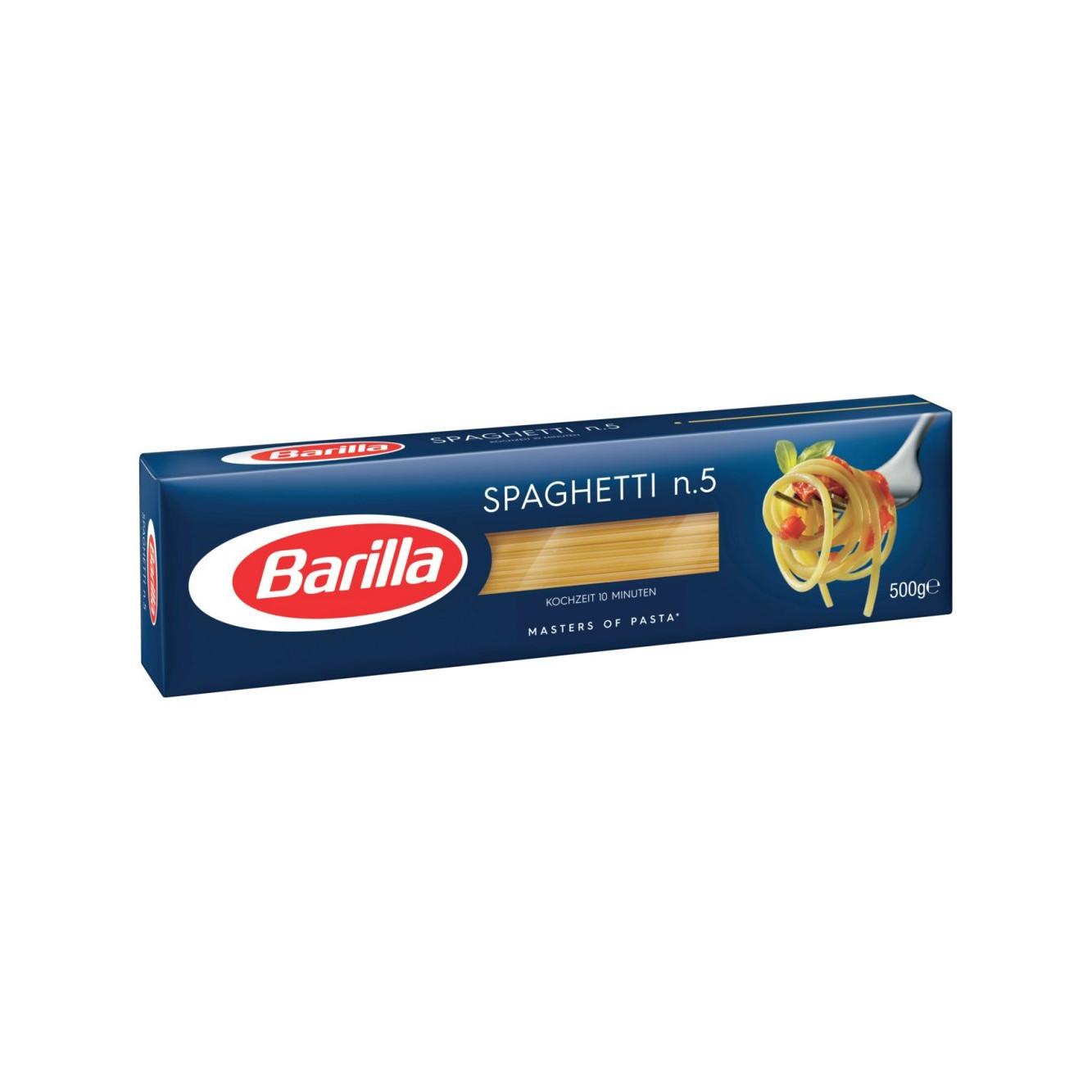Spaghetti no 5