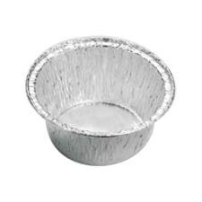 Tăviță rotundă aluminiu pentru brioșe